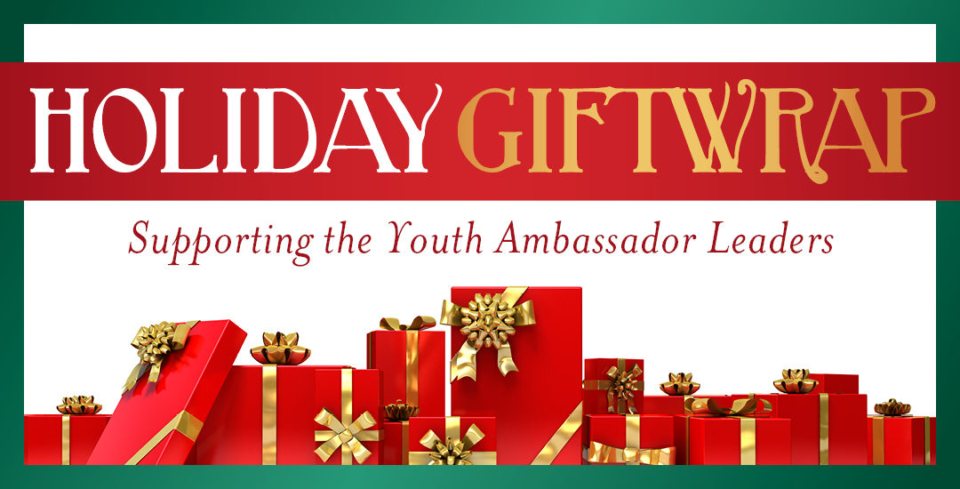 Join Us: FLCRC Holiday Giftwrap Fundraiser