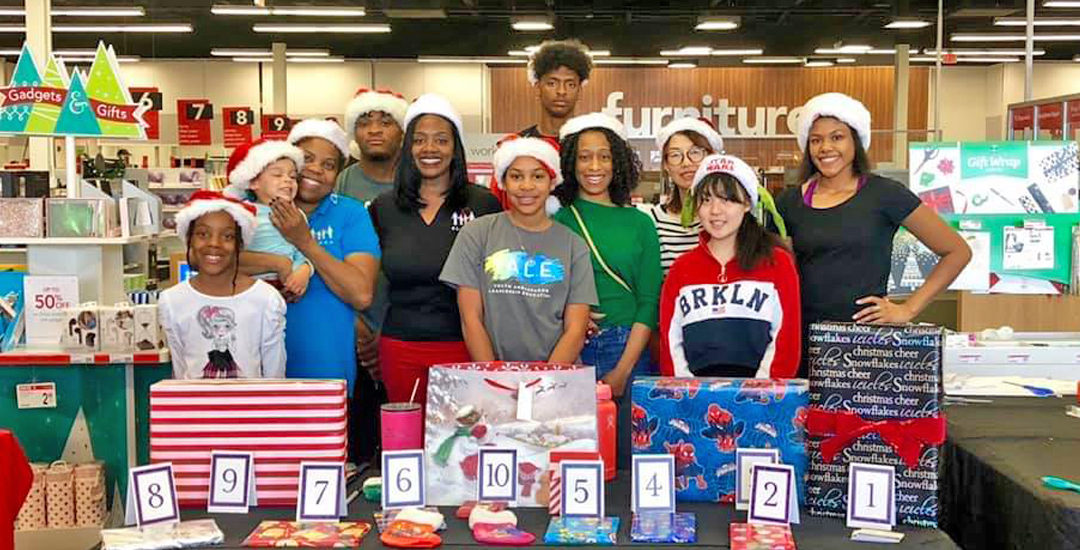 FLCRC Spreads Holiday Cheer at Office Depot